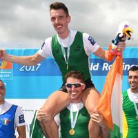 O'Donovan and O'Driscoll win gold for Ireland at World Rowing Championships