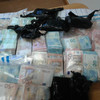 €400k in cash seized from house in Ballymun, along with gun and cocaine
