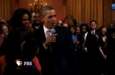 Watch: Barack Obama sings blues classic with Mick Jagger and BB King
