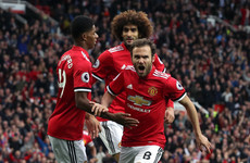 As it happened: Manchester United v Crystal Palace, Premier League