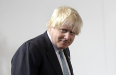 'Not a good idea': Johnson recites a colonial-era poem in sacred Myanmar temple