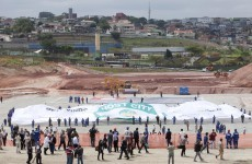 Building a future: Brazil turns to prisoners, slave workers for World Cup projects