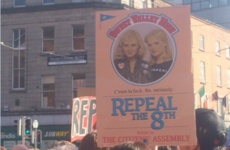 15 of the best signs from today's March for Choice