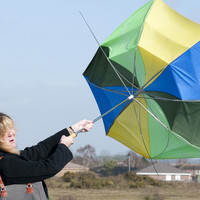 Dry and sunny weather won't last as wind warning issued for six counties tomorrow