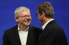 Former premier Kevin Rudd quits Australian cabinet amid growing rift