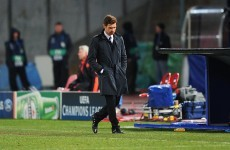 Lonely boy: AVB defends Chelsea tactics after nightmare in Naples