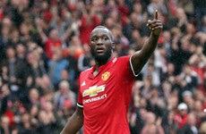 Mourinho hails Lukaku for matching 'legend' Cole