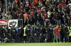 'I don't even know who scored. It just suddenly fell on me': Lille fan recalls barrier collapse