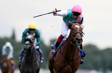 Frankie Dettori claims fifth Prix de l'Arc de Triomphe on board Enable