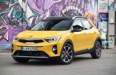 The new Kia Stonic hits Irish forecourts this month