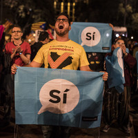 Catalan leader says region has won right to independence after 90% vote Yes in chaotic referendum