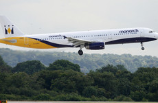 Monarch Airlines ceases trading leaving 110,000 passengers stranded