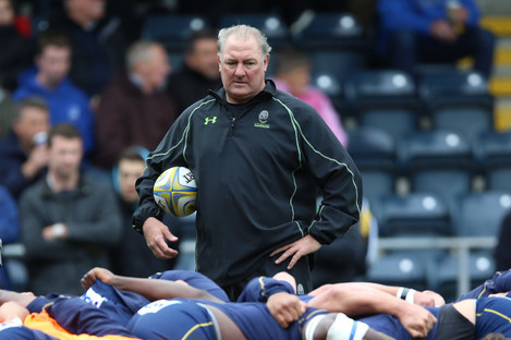Gary Gold will leave Worcester at the end of the season.