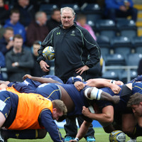 Going for Gold - the USA have a new rugby coach