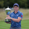 'I'll never forget it. Holding off the likes of Rory for my first win is pretty memorable'