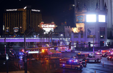 Guitarist who was on Las Vegas stage says the attack has changed his mind on gun control