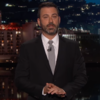 Jimmy Kimmel delivered an emotional monologue on the Las Vegas shooting