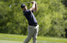 Waterford's Power hangs on to PGA Tour card in Florida and it's all thanks to American Matt Harmon
