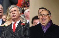 Stan Kroenke offers £525m to his rival Alisher Usmanov for complete control of Arsenal