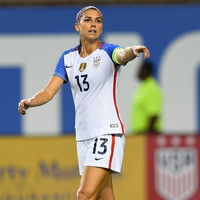 One of the best female footballers, and some MLS players, got kicked out of Disney World