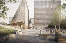 This design has been chosen to replace the Norwegian government HQ damaged in fatal 2011 attacks