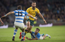 Out-of-favour Cooper will get the chance to impress Cheika when he faces the Wallabies