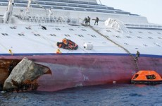 Child's body recovered from Costa Concordia