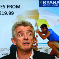 Aviation regulator found out about Ryanair's flight cancellations through social media