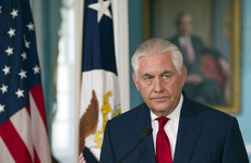 Tillerson denies he considered resigning from Trump cabinet but doesn't say whether he called him 'a moron'
