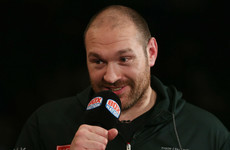 Tyson Fury says he won't re-apply for British boxing licence