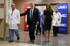 Trump lauds Las Vegas victims, doctors and police as 'some of the most amazing people'