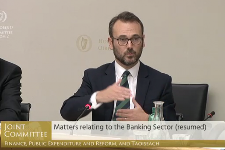 Ulster Bank CEO Gerry Mallon said he can understand the frustration felt by customers who have been overcharged and who are still waiting to get their money back.