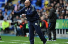 Staying put: McDermott signs new deal with Reading