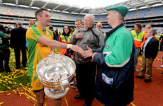 Karl Lacey an 'excellent choice' for new Donegal backroom team: McEniff