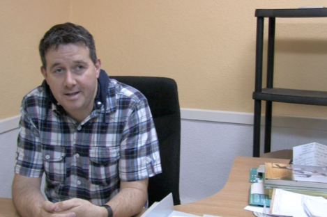 Paul Gogarty interviewed in his former constituency office