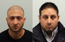 Two cash-in-transit drivers staged a £7m heist but were caught out by their mobile phones