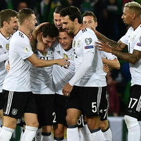 World Cup holders secure spot at Russia with comfortable win over Northern Ireland