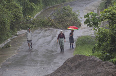 Storm Nate kills 22 as it batters Central America on way to US