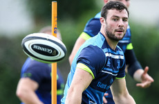 Henshaw returns and Sexton to captain Leinster as Cullen names team for Munster