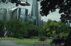 Skyscrapers above Stephen's Green: How Dublin might look in 2050