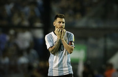 A World Cup without Messi? Argentina's qualifying bid is in danger after Peru stalemate