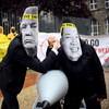 Anti-nuclear weapons campaign wins Nobel Peace Prize for 'groundbreaking' work