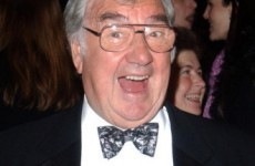 Comedian Frank Carson passes away aged 85