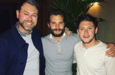 Brian McFadden joked about starting a boyband with Niall Horan and Jamie Dornan