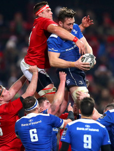 Blue and red battle lines renewed, Leinster and Munster set for latest instalment in age-old rivalry