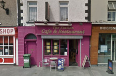 Gardaí investigating mysterious 'blood-like substance' found outside Dublin cafe