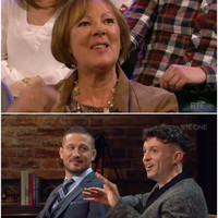 James Kavanagh's mam mortified him on the Late Late by talking about his bold teenage years