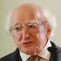 Most people want Michael D Higgins to serve a second term as President