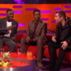Liam Gallagher and Idris Elba made up on Graham Norton after falling out over a bobble hat