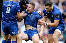 O'Loughlin on the double as Leinster inflict more Aviva Stadium pain on Munster
